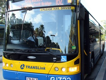 Bus routes change