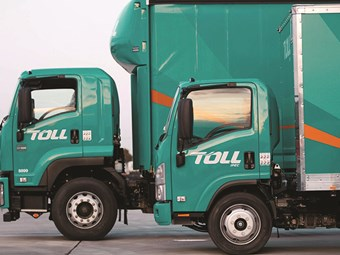 Toll nails $380m deal with Coca-Cola Amatil