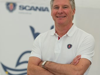 Scania backing sales with services push