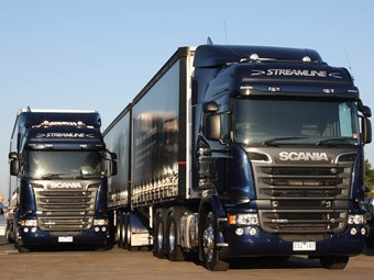 Scania Australia boasts record sales figures