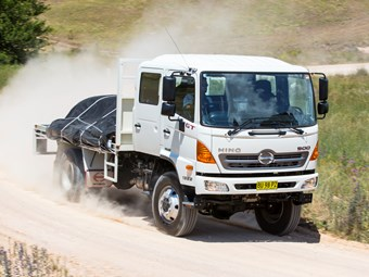 New Auto Hino off-roaders arrive in Australia