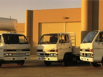 Isuzu Australia reflects on long-term success