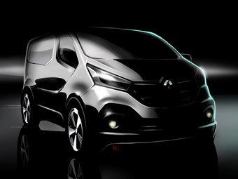 Renault to unveil new Trafic this year