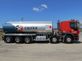Caltex to buy Scott's fuel operations