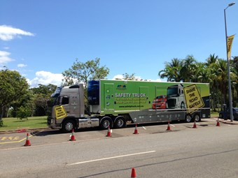 ATA Safety Truck heads to Gippsland