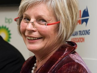 Noelene Watson to chair Australian Trucking Association