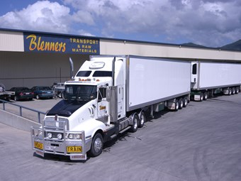 Blenners satisfies TMR on corrective action requests