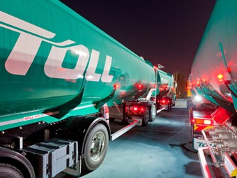 Work begins on Toll's landmark NT logistics base