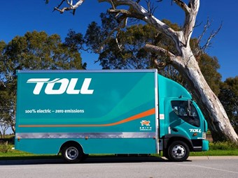 Smith electric truck trial generates savings