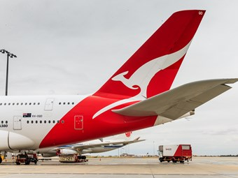 Qantas Freight says new program accelerates delivery