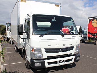 Minor Fuso Canter recall over transmission hose