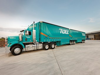 Toll opens new facility in Brisbane