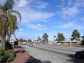 Safety work on Albany Hwy announced