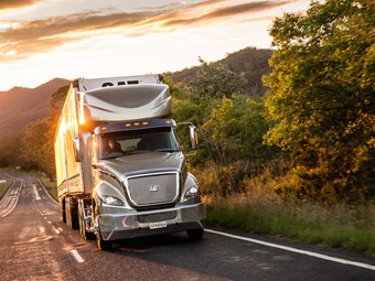 TEST DRIVE: Cat Trucks CT630S