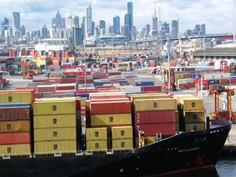 Figure put on Melbourne port lease