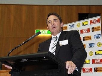 Sterle declares WA's fatigue management regime must stay