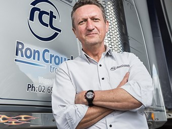 Ron Crouch Transport moves house to expand operations