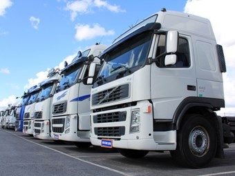 May new truck sales 'average'