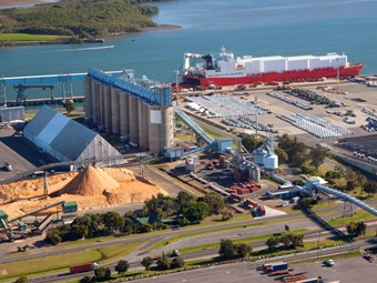 GrainCorp looks to future with recharged supply chain