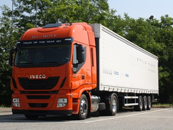 Iveco introduces telematics system for Euro 6 models