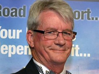 Steve Shearer receives OAM for services to the trucking industry