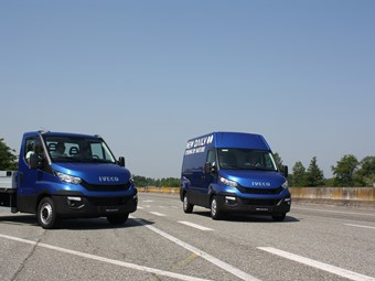 Iveco Daily van review