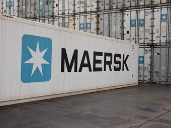 Maersk uncertain on timing for container park rail link