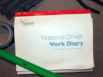 NHVR reminder as start date looms for new work diary