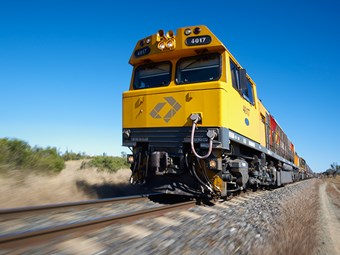 Aurizon takes home two gongs at rail awards night