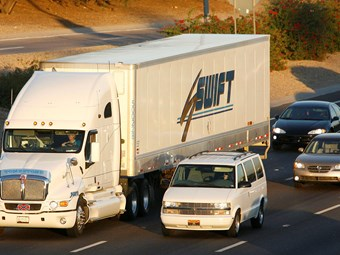 Truck drivers the 'best investment', says North American transport company