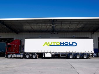 NatRoad 2014: AutoHold trailer to be auctioned at Natroad conference