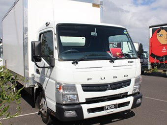 Recall on 2011-2013 Fuso Canters