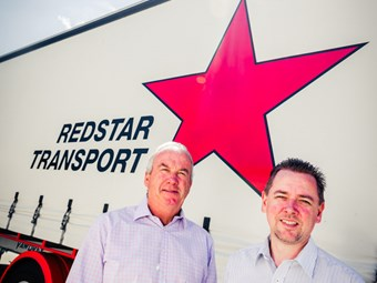 Redstar toasts one year of independence