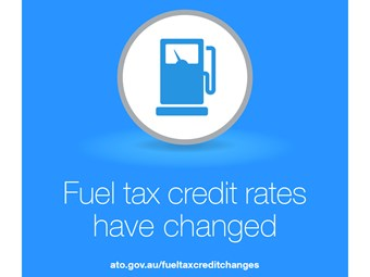 ATO has apps and tools for fuel tax credit