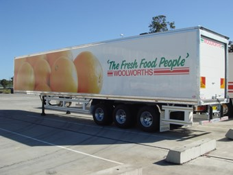 Woolies 'looks after transporters'