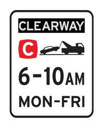 Councils stand by clearway position
