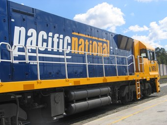 Asciano to suspend Pacific National's Tasmanian operations