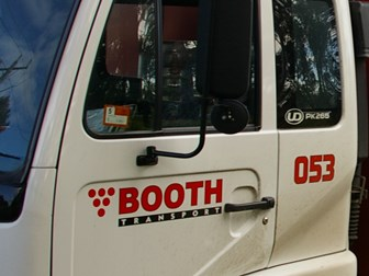 Driver sacking backfires on Booth Transport
