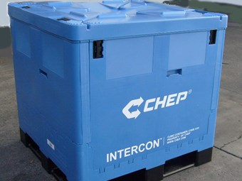 Plastic the answer for food containers: CHEP