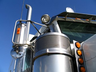 New noise camera trial to reduce truck disturbance