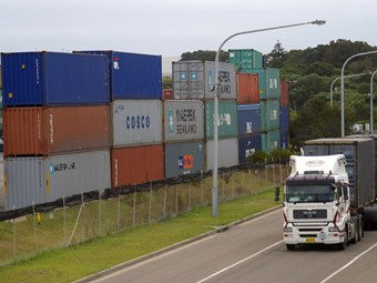 Trucking operators get paid waiting times at Port Botany