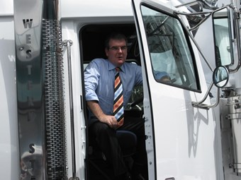 We won't delay truck charges: NSW