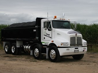 Carroll Logistics sells franchises to build truck fleet