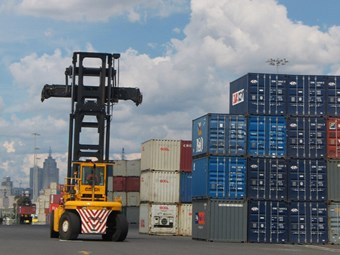 TWU condemns proposed Melbourne port truck tax