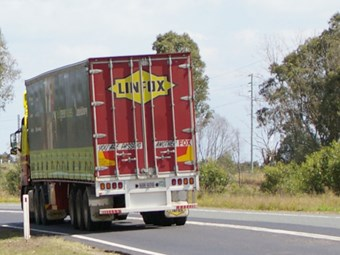 Linfox sacks truckie for falsifying fatigue records
