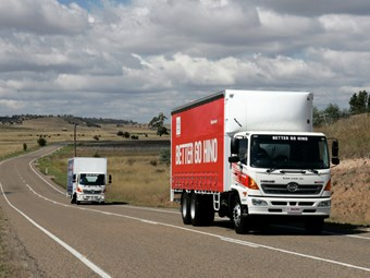 Isuzu hangs on to truck sales lead...just