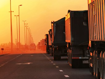 Truckers say no to Greens rego proposal