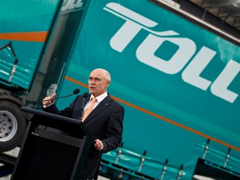 Bullish Toll sees profits take off