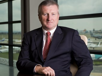 Michael Byrne to step down as Linfox CEO