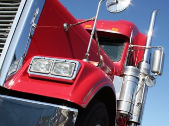 Manufacturers push to get old trucks off the road